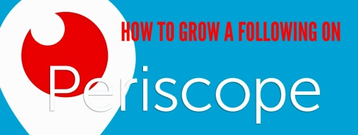 how to grow a following